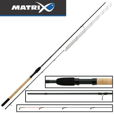 Fox Matrix Horizon Carp feeder 9ft 2,70m - Karpfenrute zum Feedern – Bild 1