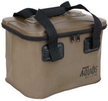 Fox Aquos EVA Bag 20l - Tackletasche zum Karpfenangeln, Angeltasche zum Angeln auf Karpfen, Tasche für Angelzubehör, Ködertasche – Bild 1