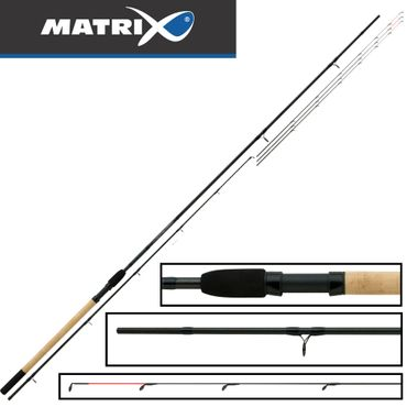 Fox Matrix Horizon Carp feeder 11ft 3,30m - Feederrute – Bild 1