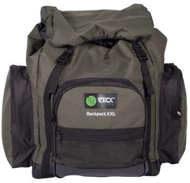 Zeck Backpack XXL 55x40x55cm- Angelrucksack für Tackle & Köder, Rucksack für Wallerangler & Spinnangler, Tackletasche, Angeltasche – Bild 1