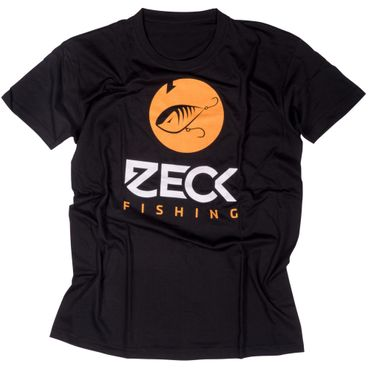 Zeck T Shirt Predator Black - Angel T-Shirt – Bild 1