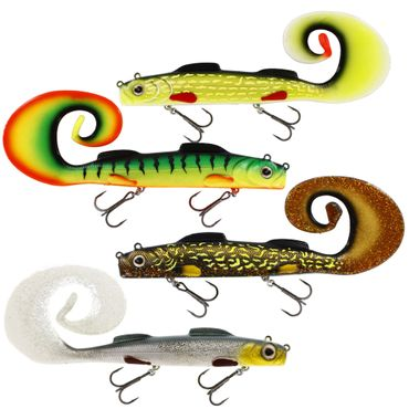 Westin MonsterTeez R 'N R 25cm 188g Sinking - Swimbait Gummiköder – Bild 2