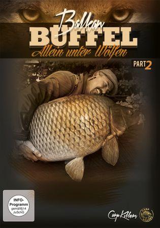 Carp Killers DVD Balkan Büffel 2 - Allein unter Wölfen Meik Pyka – Bild 1
