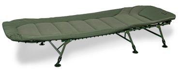 Fox Warrior II 6 legged XL bedchair 220x100x35cm - Karpfenliege – Bild 2