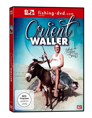 7 Wallerangeln DVDs Stefan Seuß Big River Teil 1 + 2,.. DVD Set – Bild 5