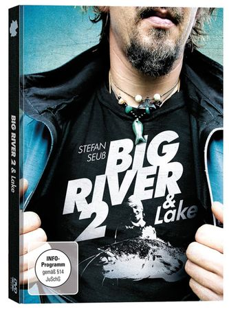 7 Wallerangeln DVDs Stefan Seuß Big River Teil 1 + 2,.. DVD Set – Bild 8