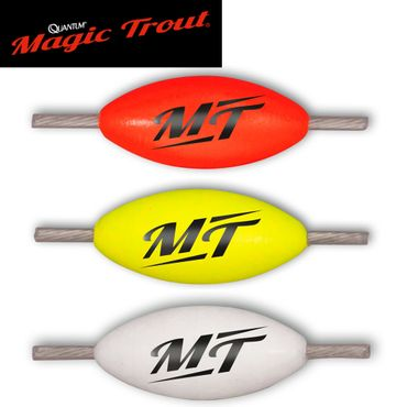 Quantum Magic Trout Pilot - 5 Pilotposen – Bild 1