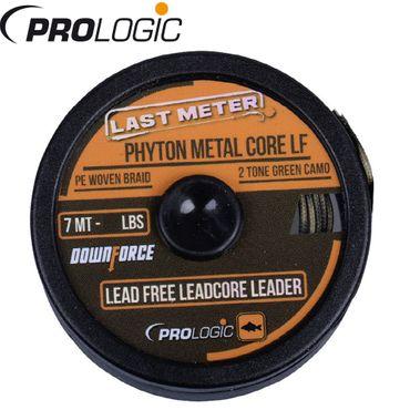 Prologic Phyton Metal Core two tone green 7m - Vorfachmaterial – Bild 1