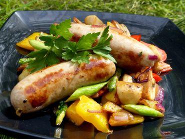 Auswärts Kochen Buch- Leckere Outdoor Rezepte Kochbuch für Angler – Bild 23