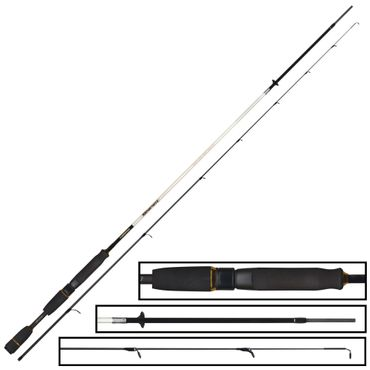 FTM Sniper 198cm 0-3,5g - Ultra Light Rute – Bild 1