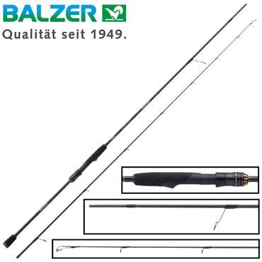 Balzer IM-12 Texas & Carolina 2,43m 8-32g - Spinnrute – Bild 1
