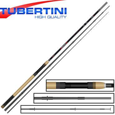 Tubertini Catapult 2 Rute 3,90m 20-40g - Sbirolinorute – Bild 1