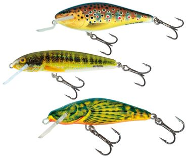 Salmo Trout Discovery Pack - 3 Forellenwobbler – Bild 2