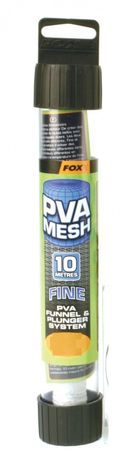 Fox PVA Wide Funnel System Fine Mesh 10m