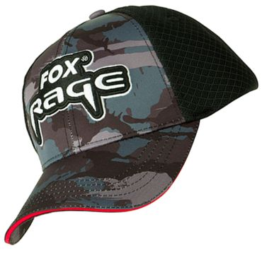 Fox Rage Camo trucker cap - Anglercap – Bild 1