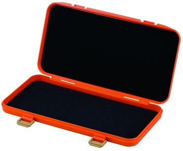 Meiho W Form Case orange 26,8x14,7x2,5cm - Köderbox – Bild 2