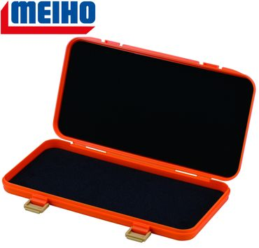 Meiho W Form Case orange 26,8x14,7x2,5cm - Köderbox – Bild 1