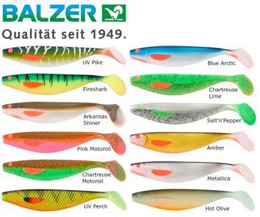 Balzer Shirasu Booster Shad - Gummifisch – Bild 1