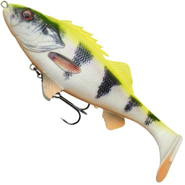 Savage Gear 4D Perch Shad - Gummifisch – Bild 4