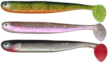 FTM Seika Pro Frequency Shad - Gummifisch