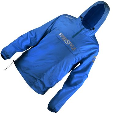 Spro Storm Shield Freestyle blue - Angeljacke – Bild 2