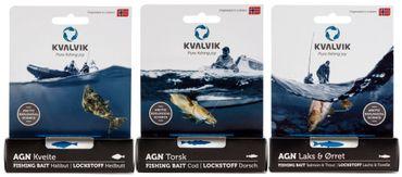 Kvalvik Fisch Lockstoff 20g - Lockmittel