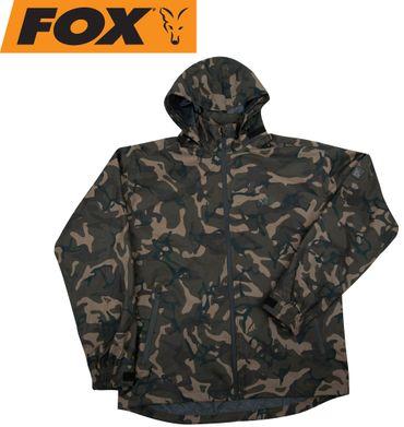 Fox Chunk 10k Lightweight Camo RS Jacket - Regenjacke – Bild 1