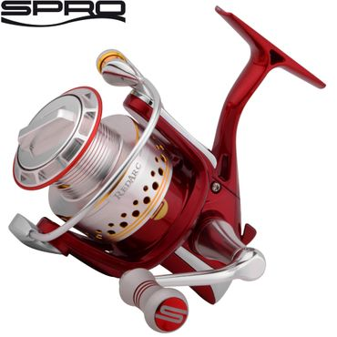 Spro Red Arc 1000 - Angelrolle