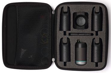 Prologic 4+1 K3 Bite Alarm - 4 Bissanzeiger + Receiver – Bild 3