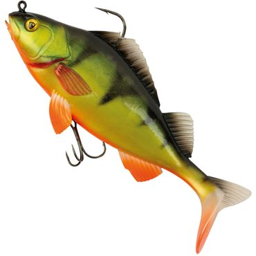 Fox Rage Replicant Perch - Swimbait Gummifisch – Bild 3