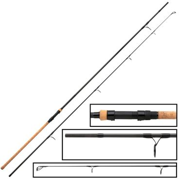 Fox Horizon X3 Cork Handle 12ft 2,75lb - Karpfenrute – Bild 2
