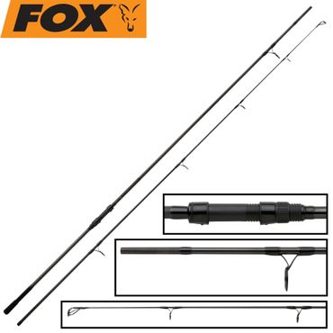 Fox Horizon X3 abbreviated handle 12ft 3lb Karpfenrute – Bild 1