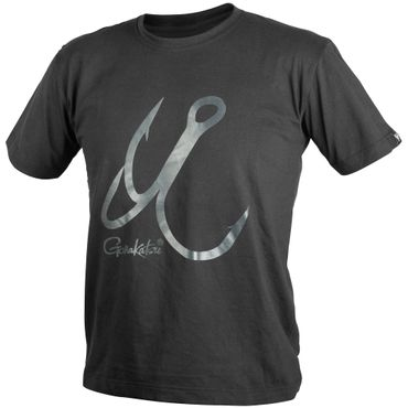 Gamakatsu All Black T-Shirt - Angelshirt – Bild 2