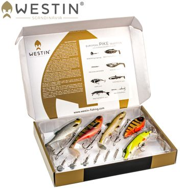 Westin European Pike Selection 2018 Large - Angelset Hecht – Bild 1