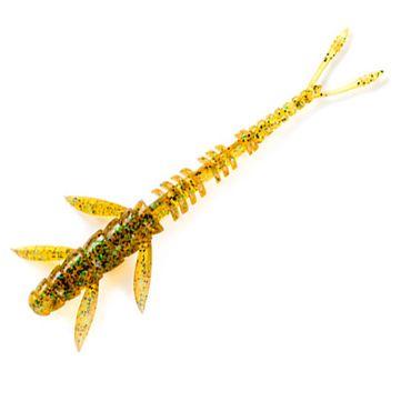 """Fishup Flit 4"""" 10,4cm - 7 Creature Baits zum Angeln auf Zander, Barsche & Forellen, Gummiköder, Jig, Insekten Imitation – Bild 14"""