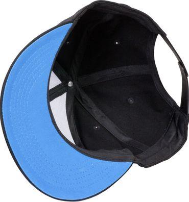 4Street Rapper Cap schwarz - Angelcap – Bild 3