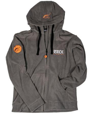 Zeck Fleece Jacket Predator - Angeljacke – Bild 2