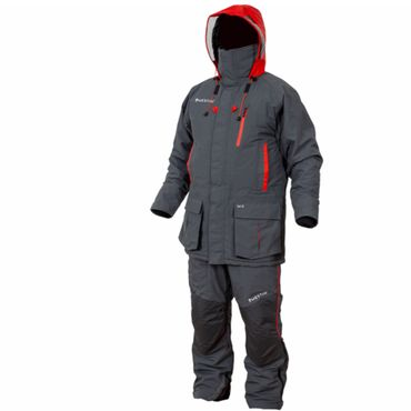 Westin W4 Winter Suit Extreme Steel Grey - Thermoanzug (Jacke + Hose) – Bild 1