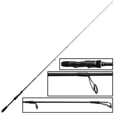 Bullseye Skip Whip Spin 1,80m 10-40g Spinnrute – Bild 1