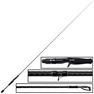 Bullseye Surgeon C 1,98m 2-10g - leichte Spinnrute – Bild 1