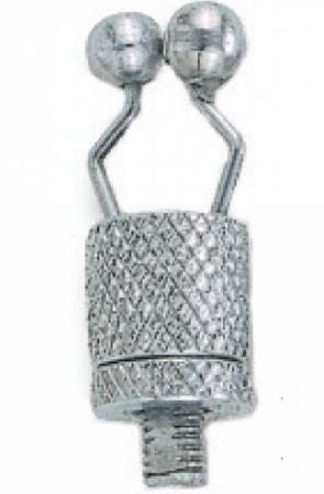 Metallkopf Adjustable Edelstahl für Bissanzeiger