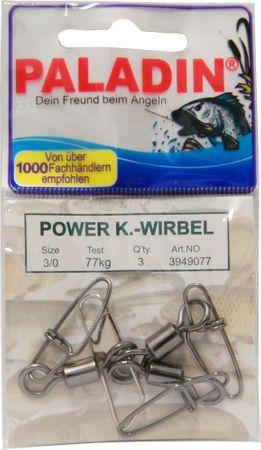 Power Karabiner Wirbel Sicherheitswirbel Raubfischwirbel Wallerwirbel Forellenwirbel Karpfenwirbel Meereswirbel – Bild 8
