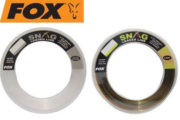 Fox Mono Leader Schlagschnur 100m (0,45mm-0,60mm) – Bild 1