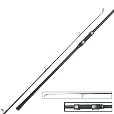 Fox Warrior S Karpfenrute Carp Rod 12ft 3lbs – Bild 2