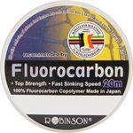 Fluorocarbon Schnur 20m Forellenschnur von der Eynde 001