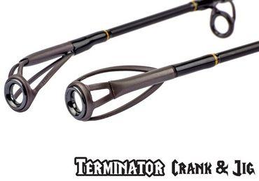 Fox Rage Terminator Crank & Jig Rod 275cm 7-28g Jerkrute Jigrute – Bild 6