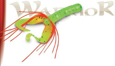 Fox Rage Warrior Fiddle Tail 8cm – Bild 9