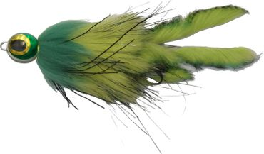 Westin Monsterfly Hechtstreamer 21cm Monster Fly – Bild 10