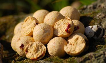 Carp Killers Boilies White Indian 3,5kg Eimer – Bild 2