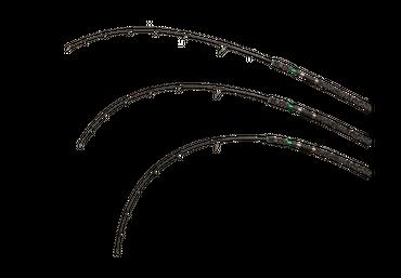 Zeck V-Stick Rute Wallerrute 1,72m 200g – Bild 2